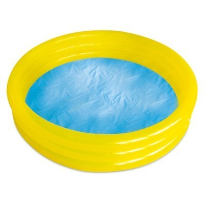 3 Ring Paddling Pool 122cm