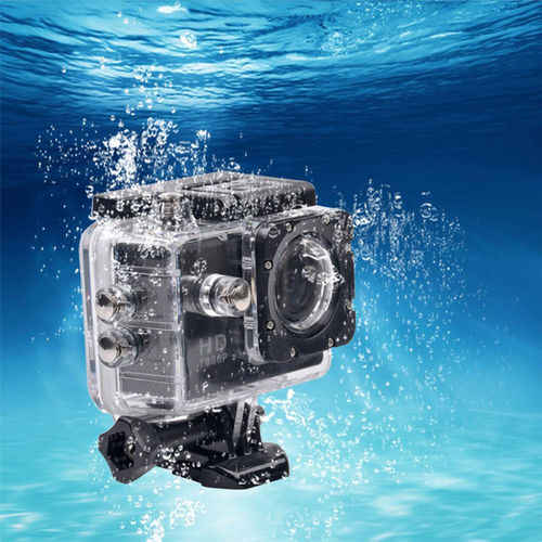 1080p Full HD Waterporoof Camera