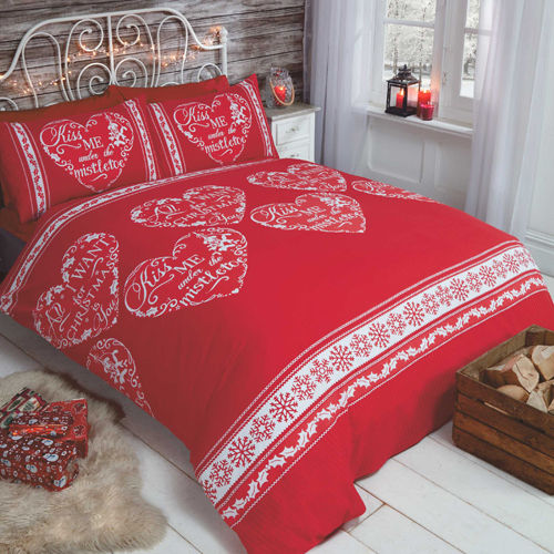 All I Want For Christmas Duvet Set