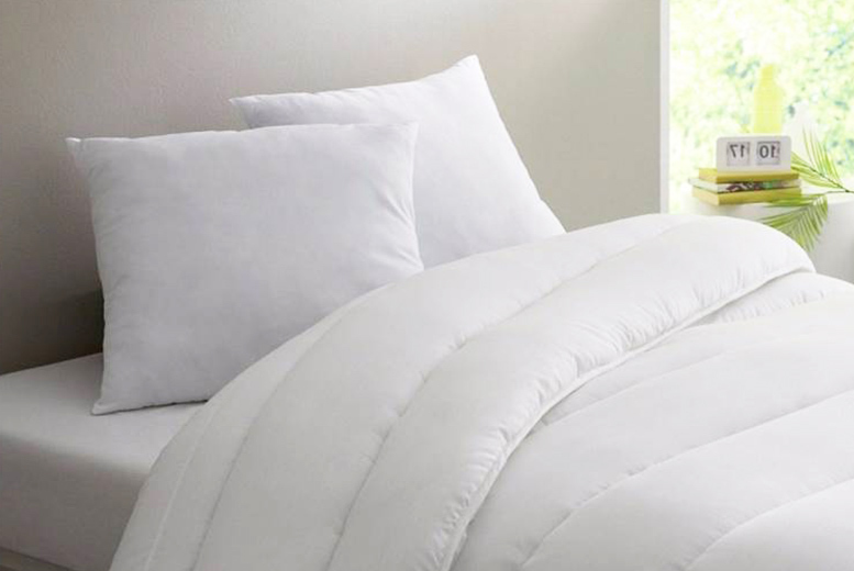 13.5 Tog Bounce Back Winter Duvets - HomeVibe