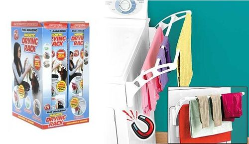3-Bar Magnetic Drying Rack