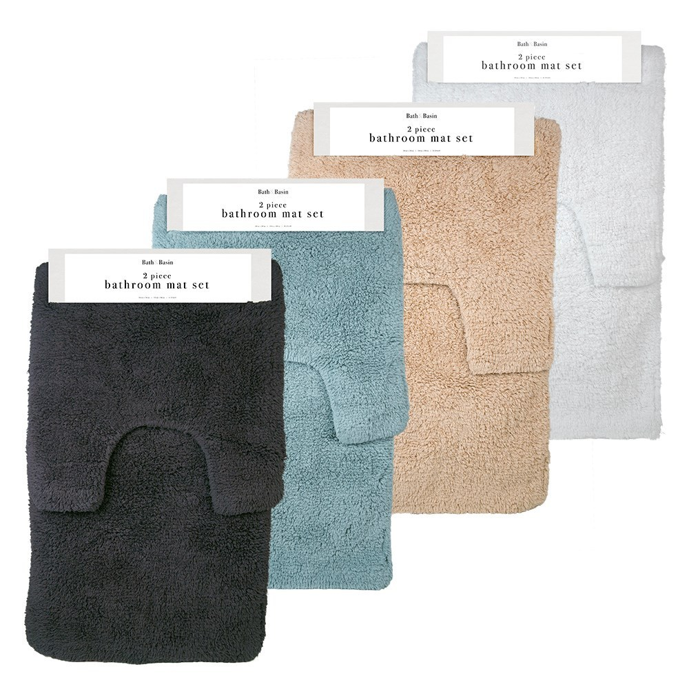Teal bath mat bath mat set picture 2 of 3 microplush for Teal bath sets