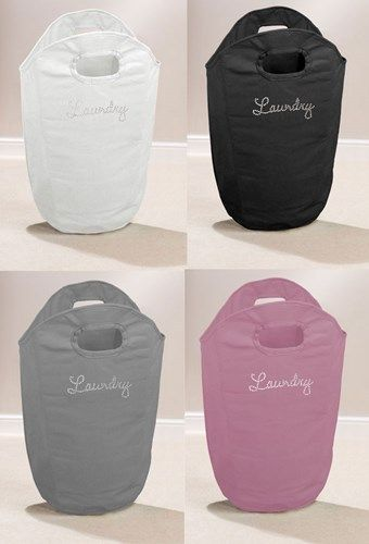 Diamante Design Laundry Bags