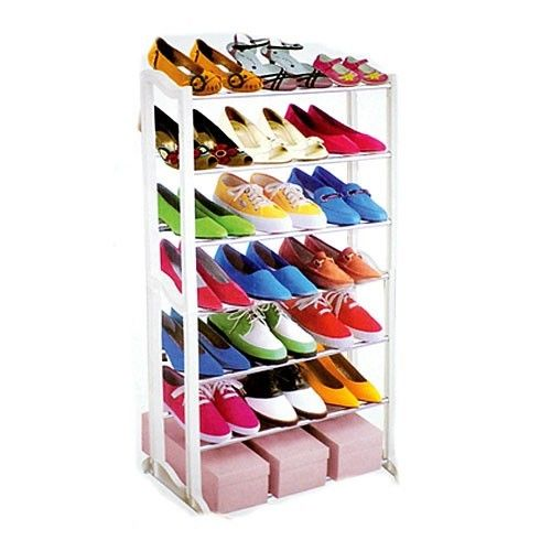 7 Or 10 Tier Shoe Rack