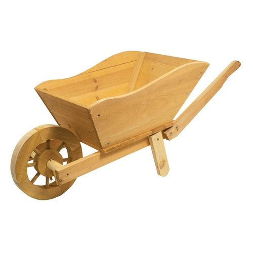 Wheelbarrow Garden Planter