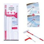 Telescopic Window Cleaning Kit