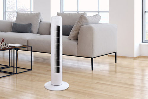 Modern Tower Fan
