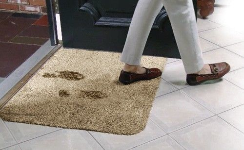 Clean Step Non Slip Doormat