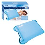 Rechargeable Hot Water Bottle - Blue