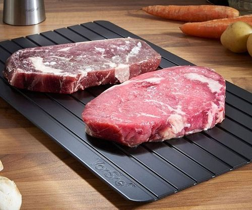 Quick Thaw Non Stick Defrosting Tray