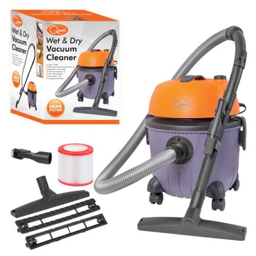 1200w Wet & Dry Multi-Purpose Vacuum Cleaner