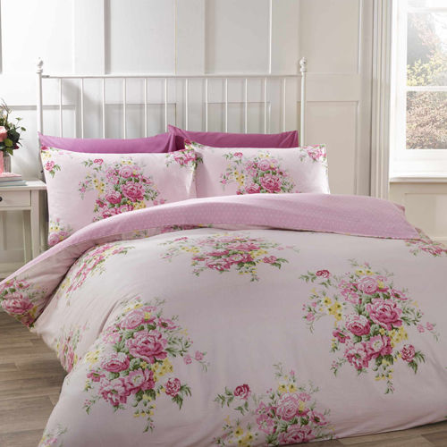 Kate Brushed Cotton Duvet Set
