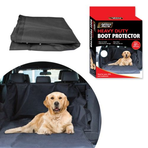Pet Car Boot Cover