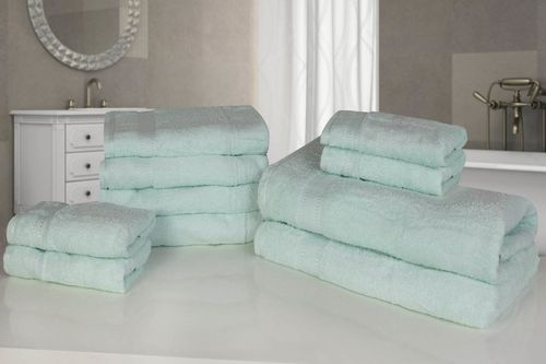 10pc Egyptian Cotton Towel Bale - 10 Colours!