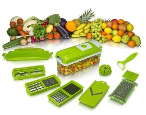 10pc Deluxe Super Slicer
