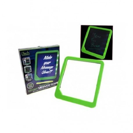 LED LIGHT MESSAGE BOARD
