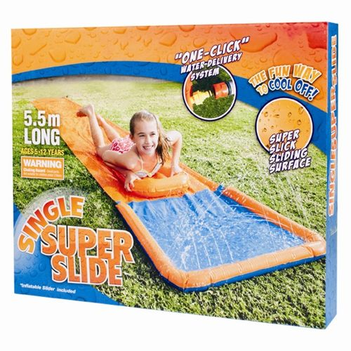 Garden Aqua Slide And Boogie Board
