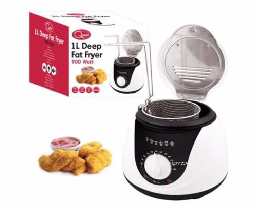 1 Ltr Deep Fat Fryer 900w