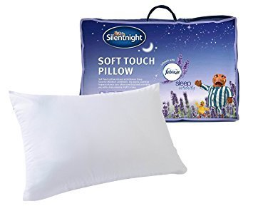 SILENTNIGHT SOFT TOUCH PILLOW INFUSED WITH FEBREZE