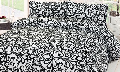 Mayfair Duvet Set - Black