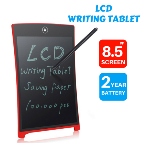 "8.5"" LCD eWriter Tablet Writting Drawing Pad"