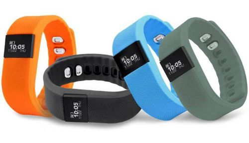 SMART BAND & SLEEP TRACKER