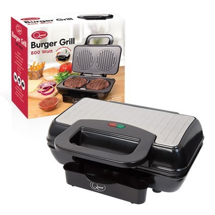 2-Slice Electric Burger Maker