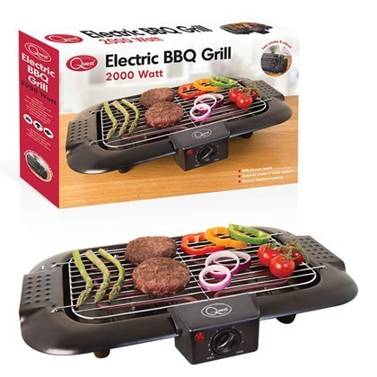 Electric Barbeque Grill - 2000w
