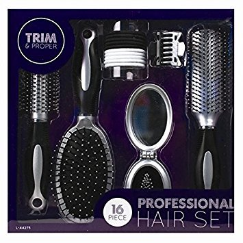 Professional Hair Care Set - 16 Piece