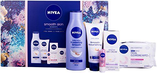 Nivea Smooth Skin Gift Pack
