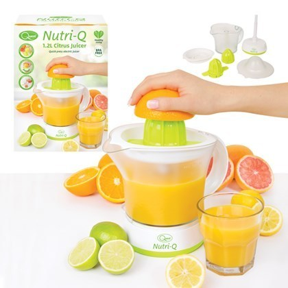 Electric Citrus Fruit Juicer