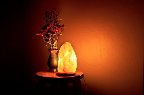 Himalayan Pink Salt Lamp Natural Rock salt lamp