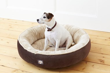 Extra Large Round Design Pet Beds