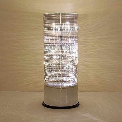 Mirrored Sparkle Light With 20 Bulbs