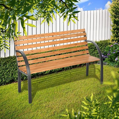 Fir Wood Garden Bench