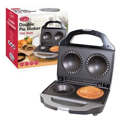 Double Pie Maker - 700 watt