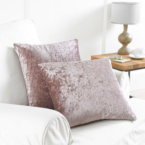 2 Bliss Cushion Covers With Hollow Fibre Cushion Inner