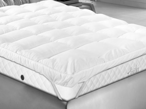 "4"" Supremely Soft Microfibre Mattress Topper"