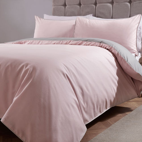 ESSENTIAL REVERSIBLE DUVET SET