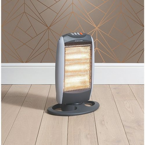 Halogen Heater 800w & 1200w